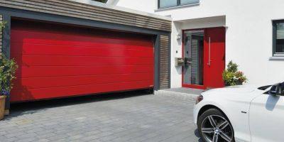 Puerta seccional-garaje-granada-hormann